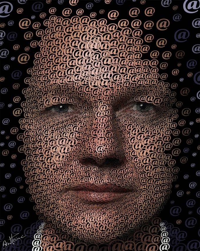05-Julian-Assange-Ben-Heine-Painting-&-Sculpture-Digital-Circlism-Portraits-www-designstack-co