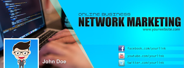 Download FREE PSD Facebook Timeline Cover design for Network Marketer Free for Personal and Commercial use