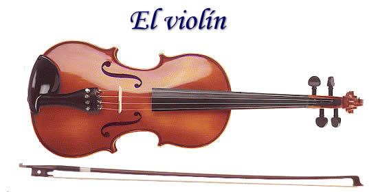INSTRUMUNDO Instrumentos Musicales: Violin, Violino