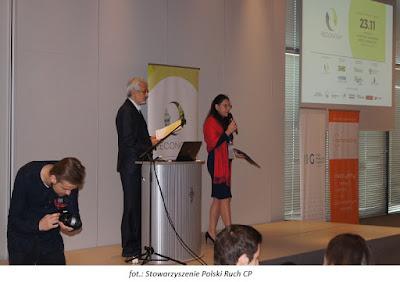 Otwarcie konferencji - prof. Bolesław Rok (ALK) i dr Agnieszka Sznyk (IIG)
