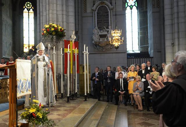 SWEDEN-CHURCH