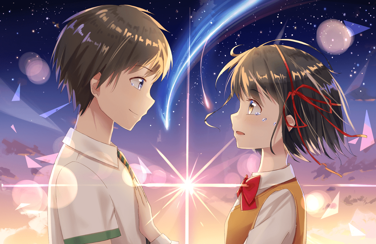 AowVN%2B%252835%2529 - [ Hình Nền ] Anime Your Name. - Kimi no Nawa full HD cực đẹp | Anime Wallpaper