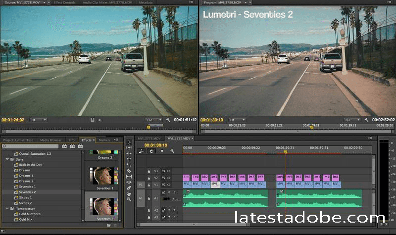Video editing software (Free download)