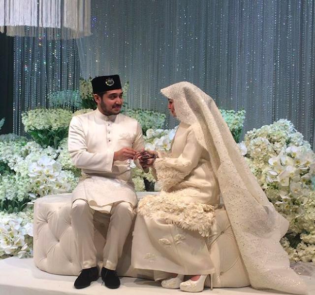 Veil Kahwin Izara Aishah