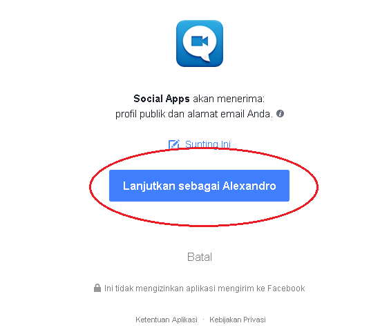 Cara Membuat Sertifikat Facebook