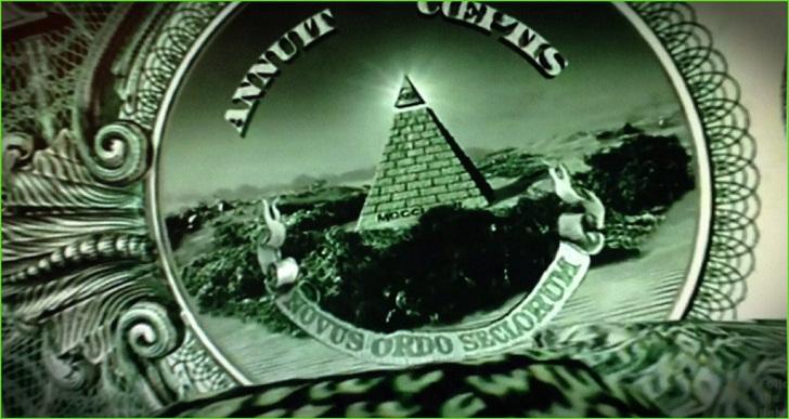 Mengapa Ada Piramida Bermata Satu Pada Uang Dolar Amerika