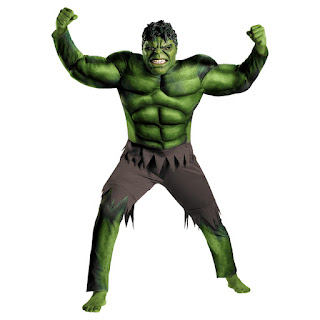 Cosplay The Incredible Hulk