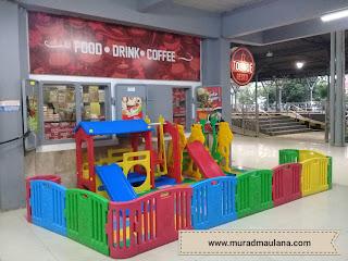 Tempat Bermain Anak Stasiun Tugu Yogyakarta