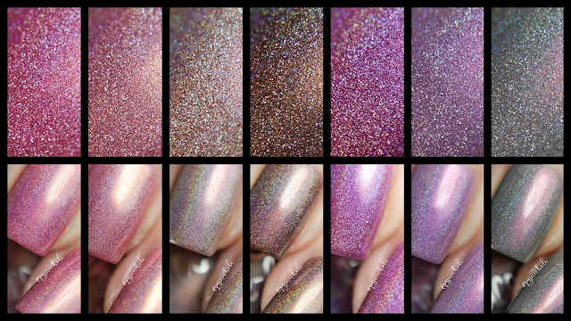 Grace-Full Nail Polish Delicate Neutrals