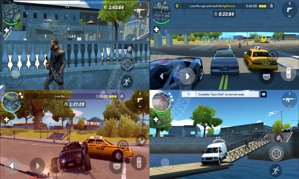 gangstar new orleans mod apk data