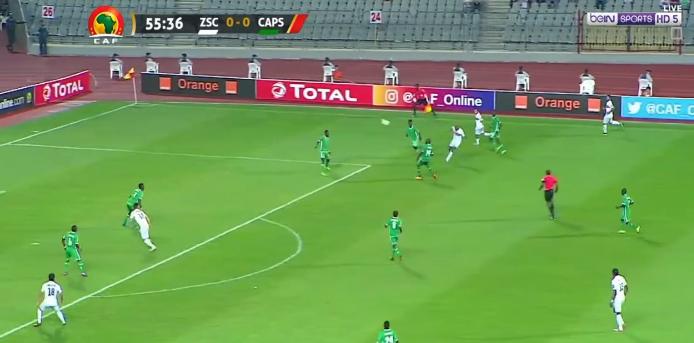 بالفيديو : الزمالك يحصد اول ثلاث نقاط بعد فوزة على كابس يونايتد بهدفين دون رد فى دورى ابطال افريقيا