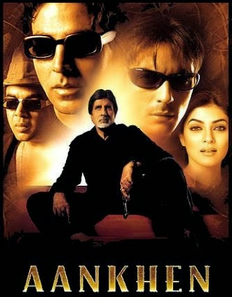 Aankhen 2002 DVDRip 450MB Hindi Mkv HD [WFC] | WFC - Worlds Free