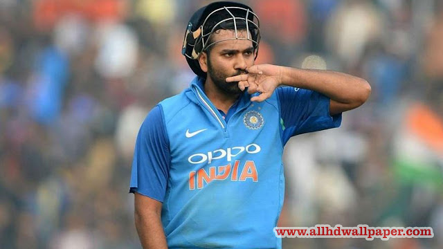Rohit Sharma Mumbai Stock Photos