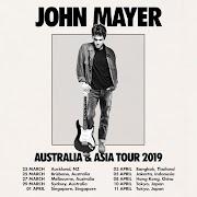 TIKET GRATIS KONSER JOHN MAYER DI JAKARTA 5 APRIL 2019!!!!!!