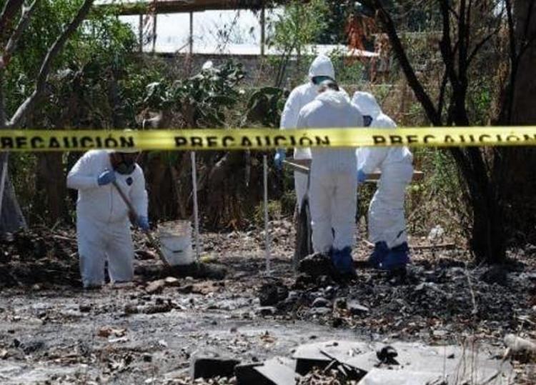 Jalisco, el cementerio clandestino del CJNG