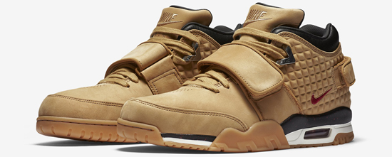 the latest f69f4 27602 ... this is the first colorway set to release for the Nike Air Trainer V  Cruz. A