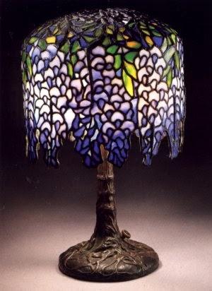 Unique Authentic Tiffany Lamp Expert: Authentic Tiffany Lamps - Big  UC84