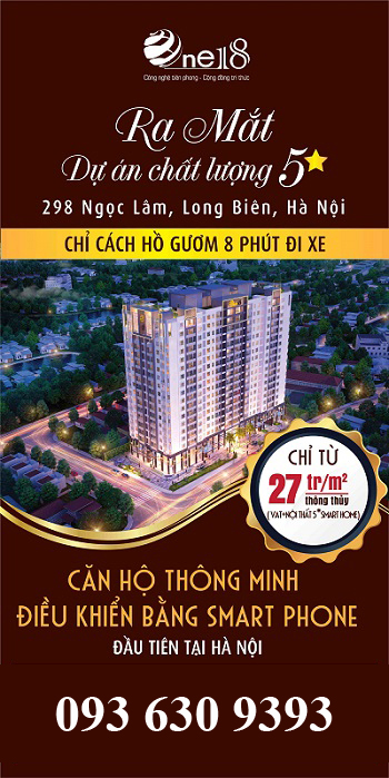 Chung cư One18