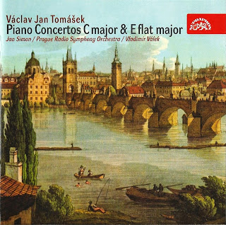 Václav Jan Tomasek - Conciertos para piano