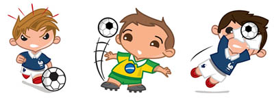 Daftar Aplikasi 'Piala Dunia' untuk BlackBerry