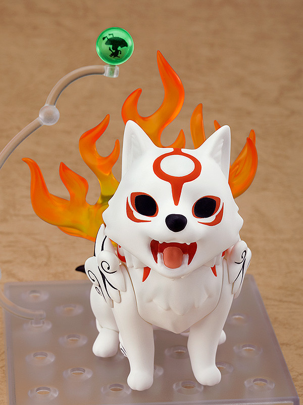 Figuras: Nendoroid Amateratsu de Okami en Versión normal y DX - Good Smile Company