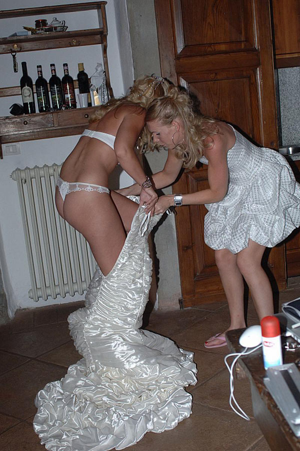 Horney brides