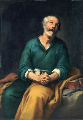 Imagem de São Pedro, pintura, #1