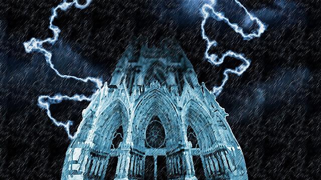 Navidades demoniacas | Balada de los caídos | La novela de fantasía noir de D. D. Puche