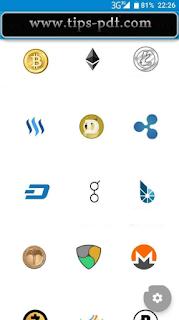 الربح من تعدين mining العملات الافتراضية باستخدام الهاتف المحمول
