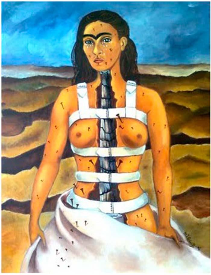FRIDA KAHLO: Amor, Dolor y Arte