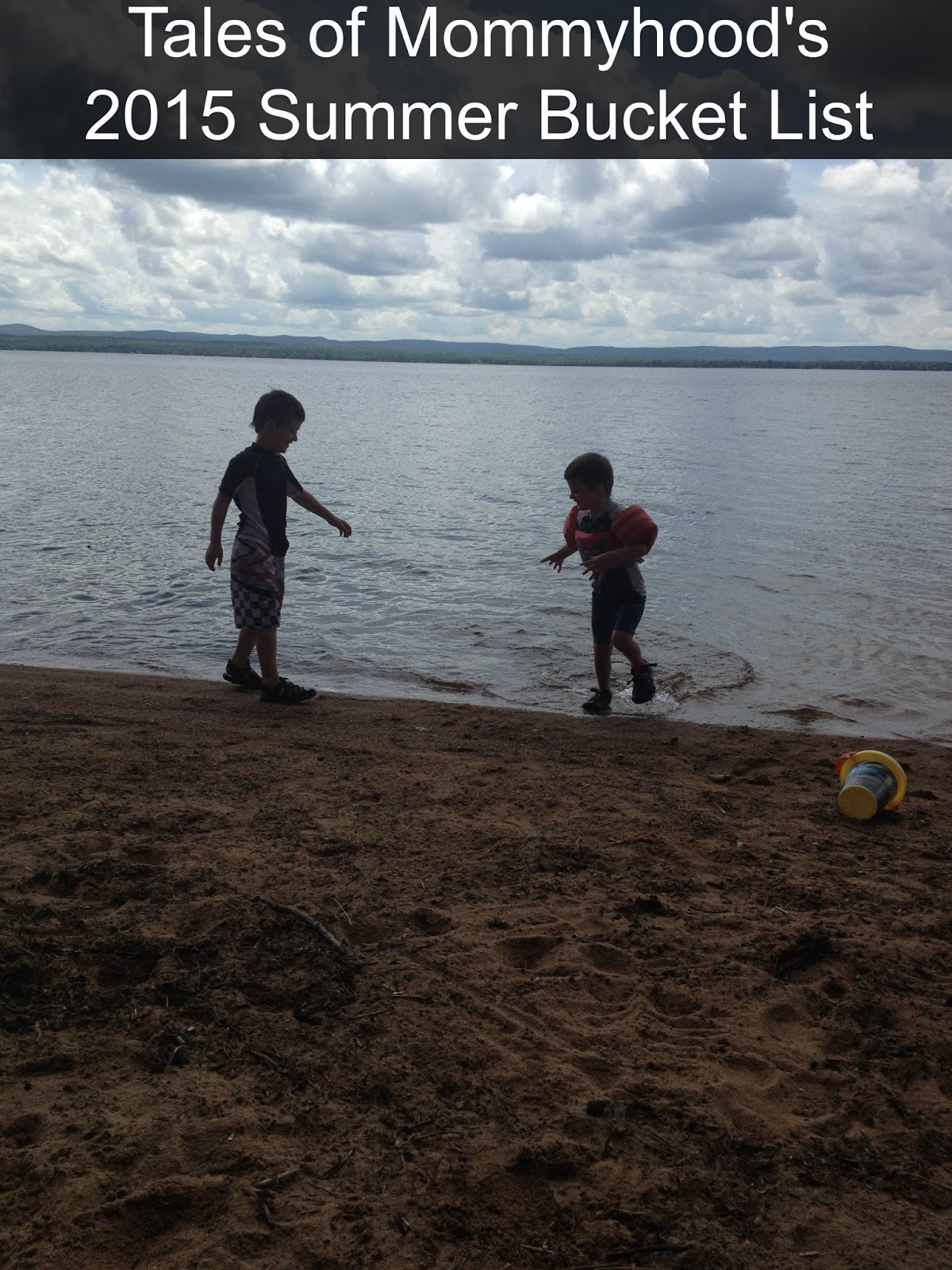 Tales of Mommyhood: Summer Bucket List - Update Week 5
