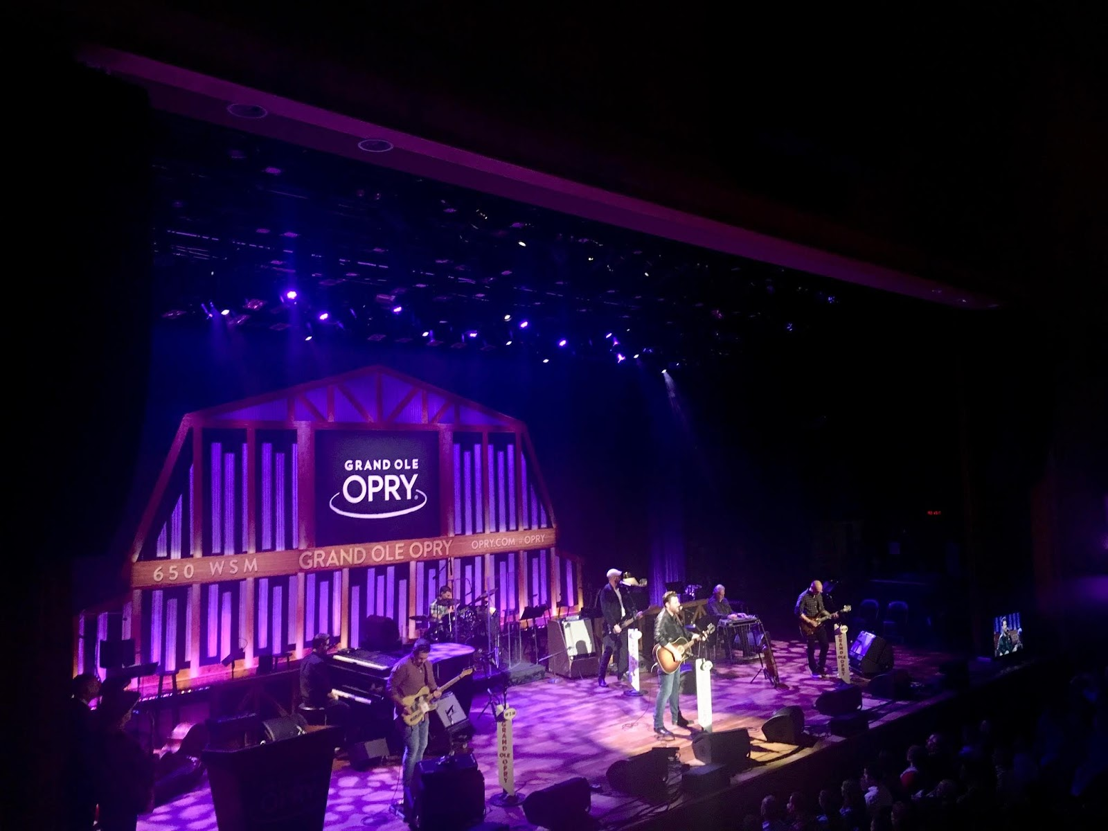 Show at the Grand Old Opry at the Ryman in Nashville | Itinerary for a Weekend in Nashville | What to do in Nashville | Couples Trip to Nashville | A Memory of Us