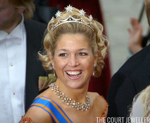 The Dutch Star Tiara The Court Jeweller