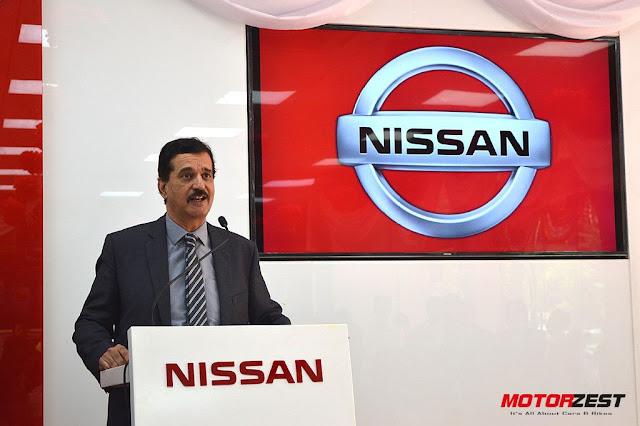 Arun Malhotra, MD, Nissan Motor India