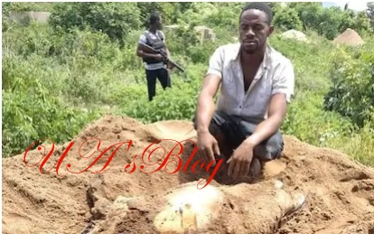 I can't make heaven - Pastor arrested for allegedly killing woman for money ritual gives confession