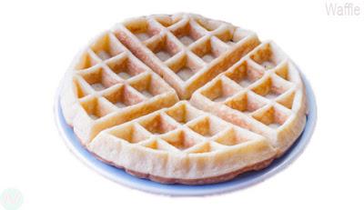 Waffle,Waffle bread