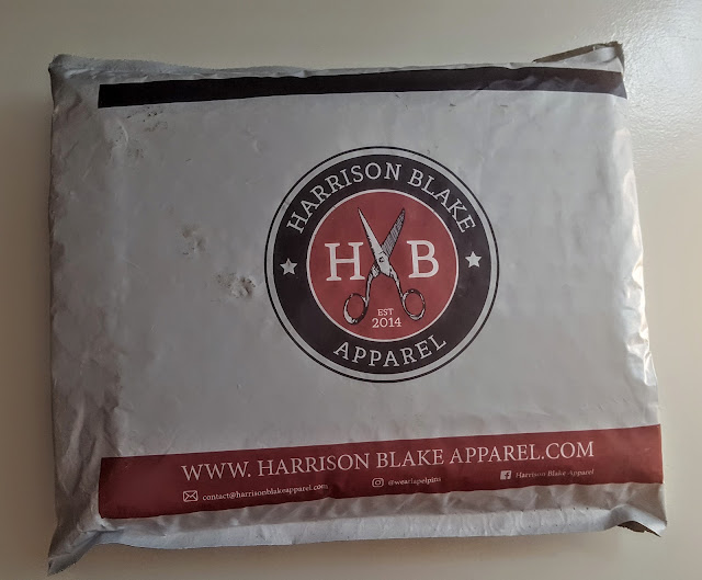 harrison blake subscription box review