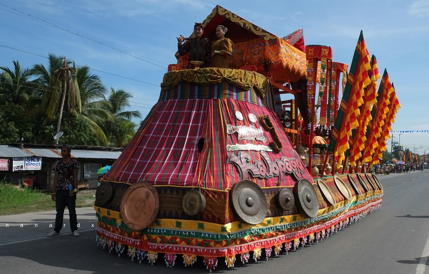 Inaul Festival Float Competition