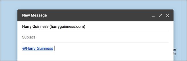 Scrivi un nuovo messaggio nella nuova interfaccia Gmail