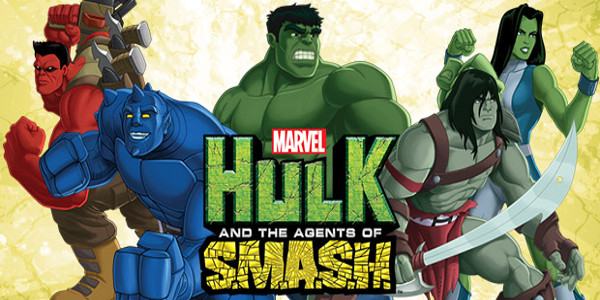 Hulk And The Agents Of S.M.A.S.H. HINDI Episodes
