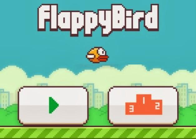 Licik Flappy Bird Secara Gampang Menaklukkannya
