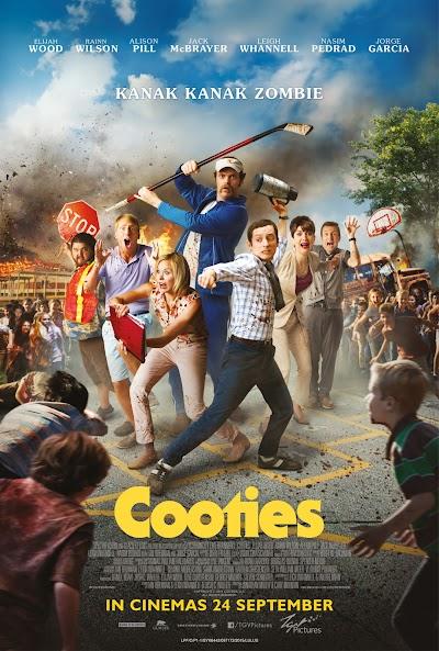 Cooties (2015) BluRay 480p & 720p