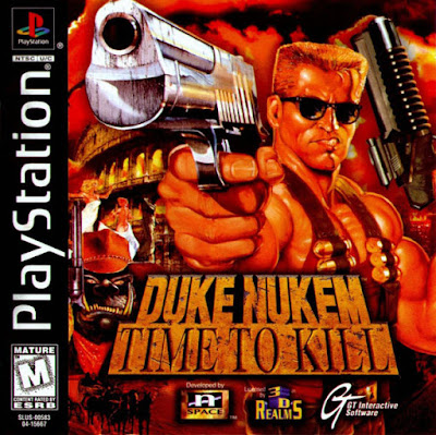 descargar duke nukem time to kill psx mega