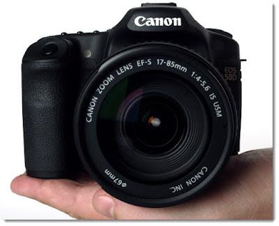 Harga Dan Spesifikasi Kamera Dslr Canon Eos 50D