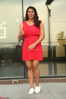 Shravya Reddy in Short Tight Red Dress Spicy Pics ~  Exclusive Pics 020.JPG