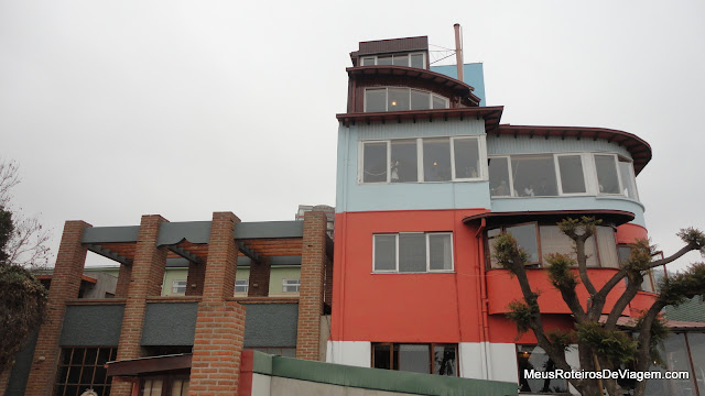 Museu La Sebastiana - Valparaíso, Chile