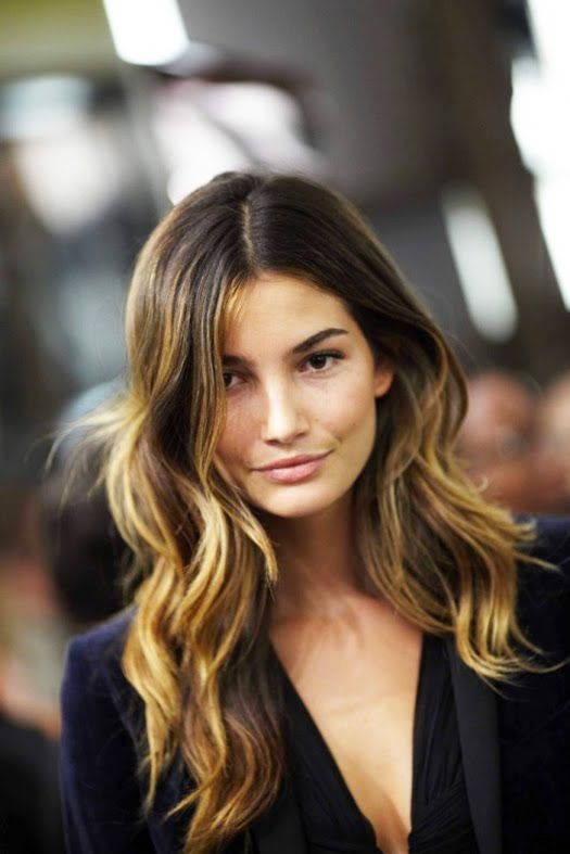 Beauty Snack: Ombre Hair technique trend