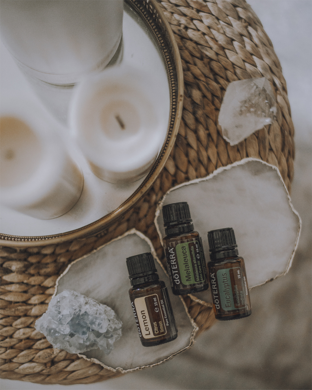 doterra essential oils petal diffuser blog review