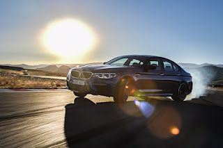 BMW M5 File Photo Qatar