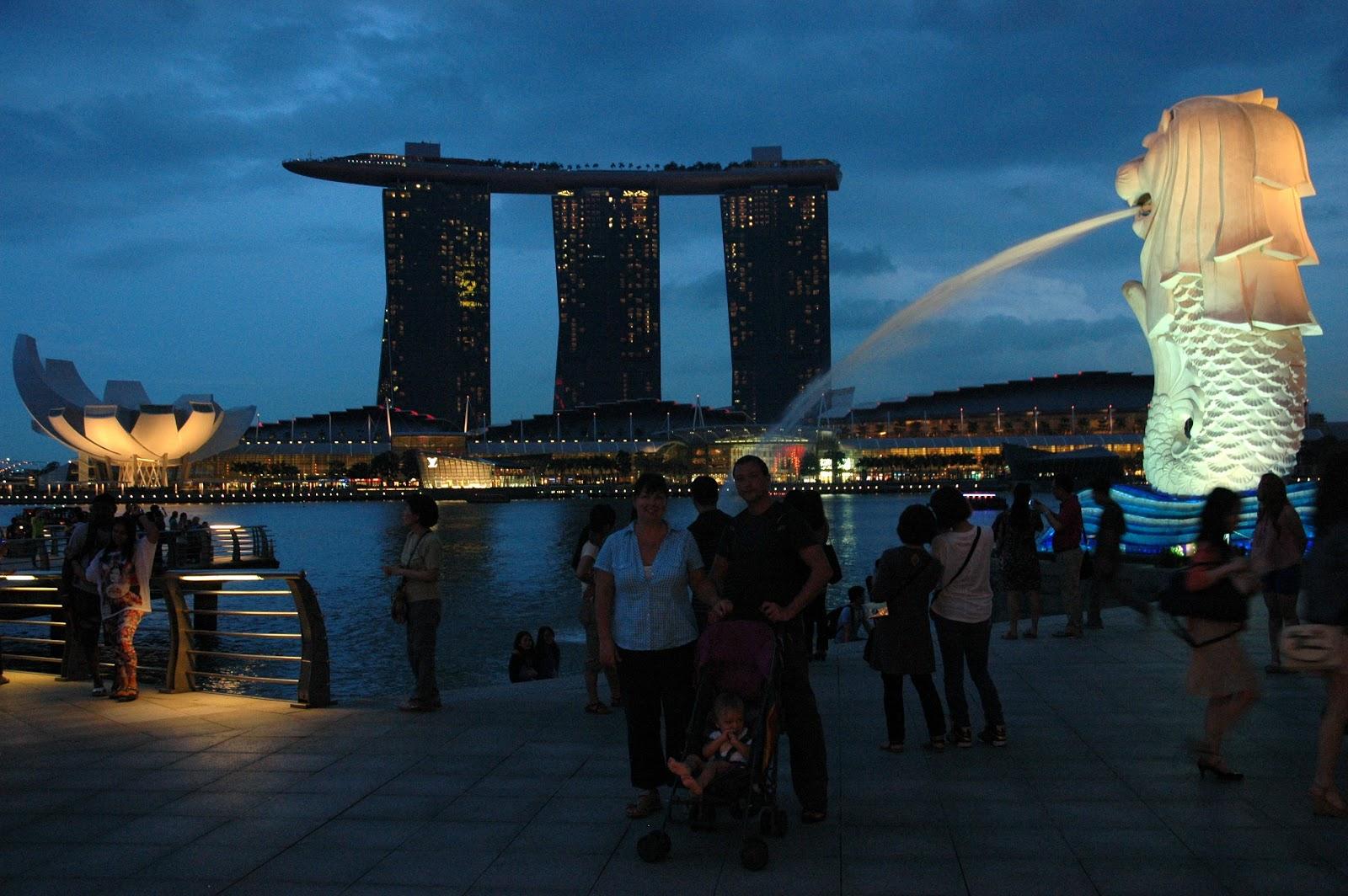 Singapore Marlion
